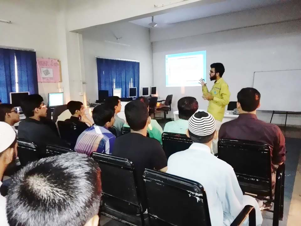 KMA Cisco Academy ; Orientation Class