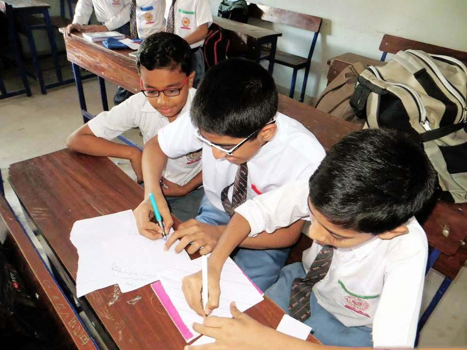 Activities ; Boys Secondary School