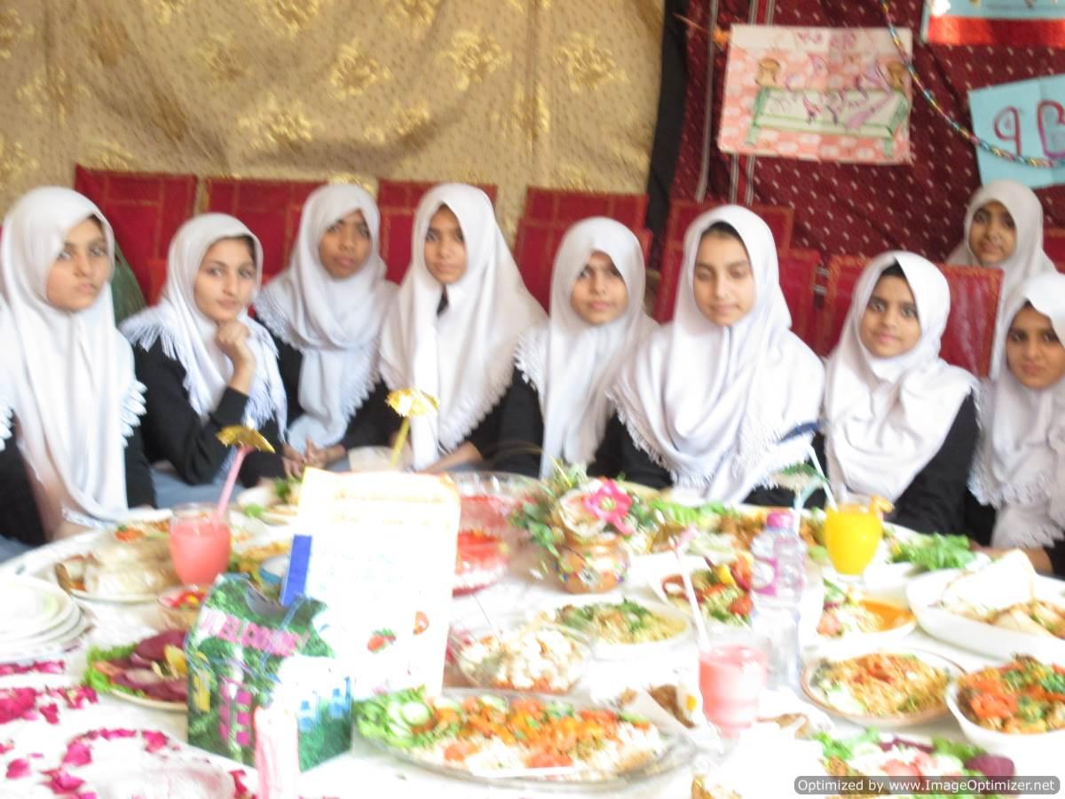 Activities ; KMA Girls Secondary School