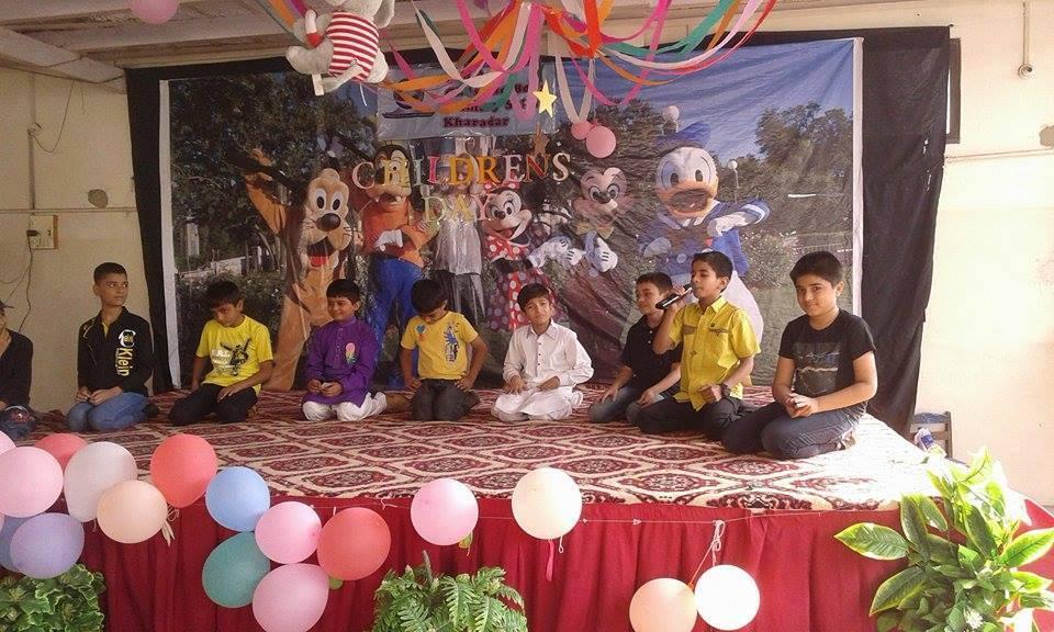 Childrens Day Celebrations 2015