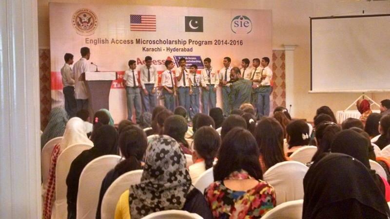 Access Program attended by KMA Boys Secondary School