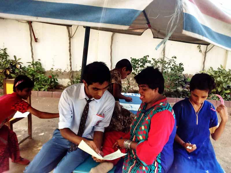K.M.A Boys Secondary Visit to Dar-ul-Sukun