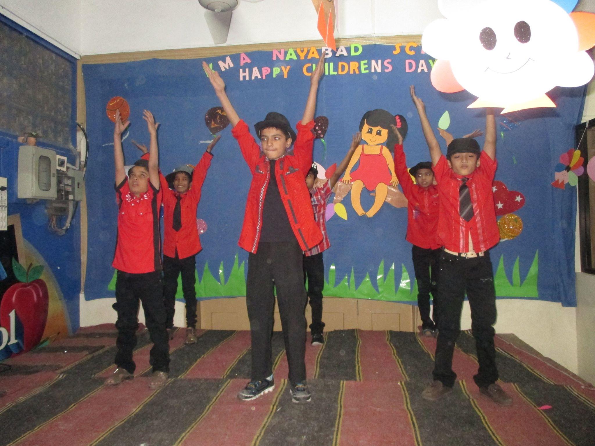 Children's Day; KMA Boys & Girls Primary School, Nayabad