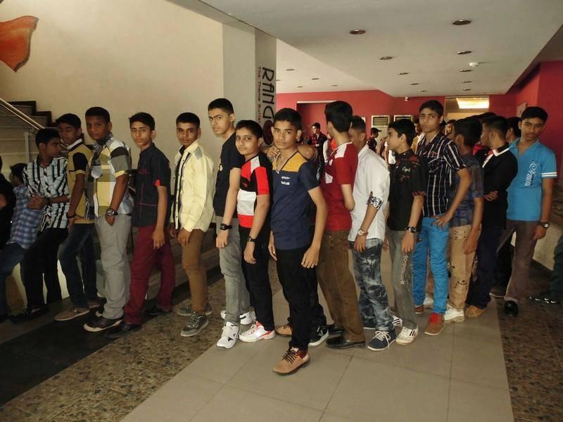Field-Trip to Arena ; KMA Boys Secondary School