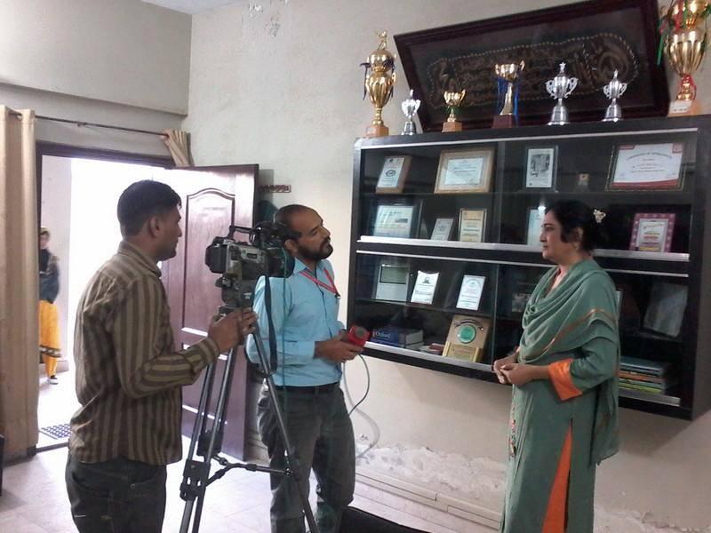 Waqt News Interview ; KMA Boys Secondary School