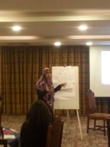 Teachers' Training Sessions