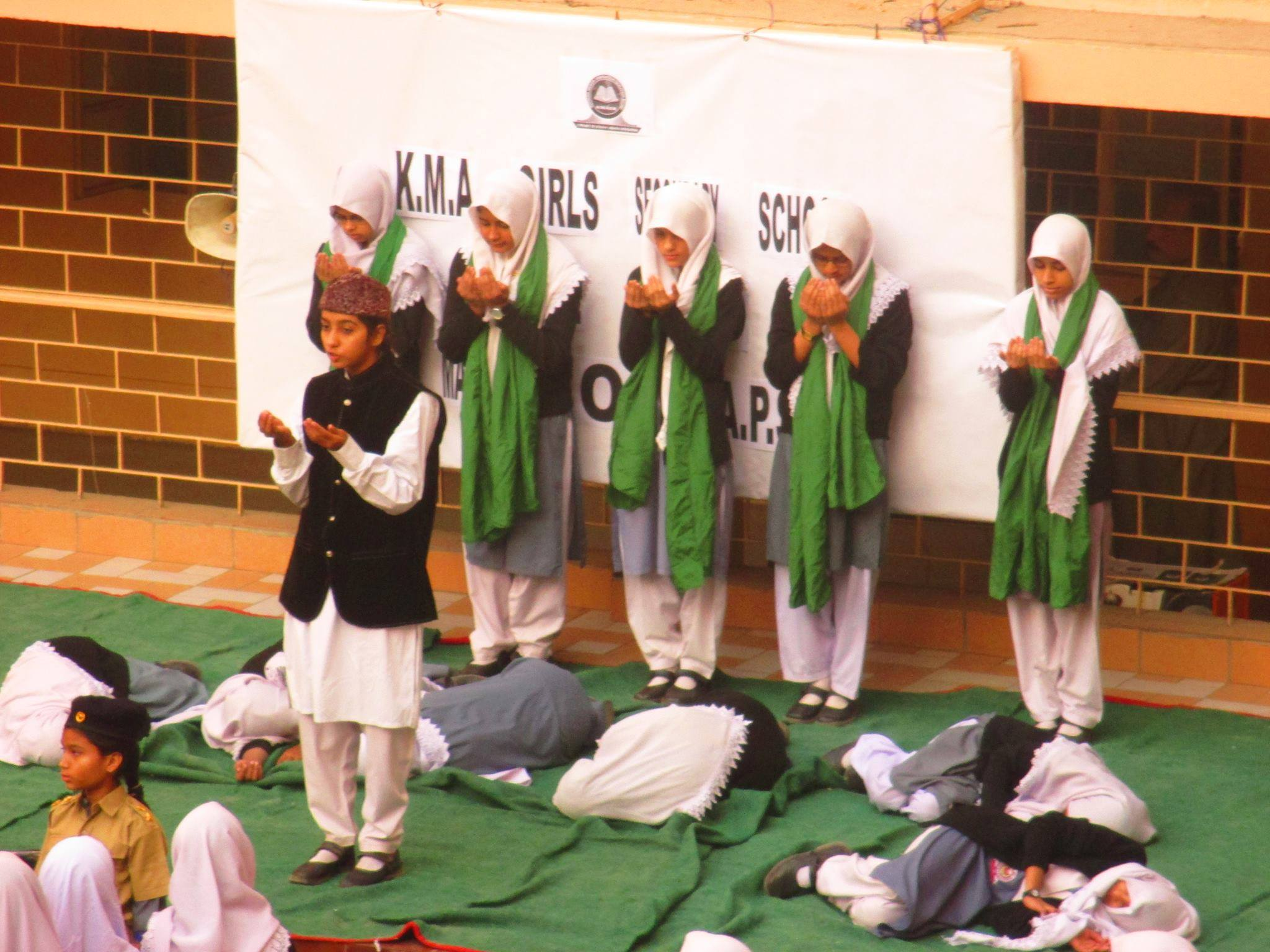 Tribute to Martyrs of Army Public School ;KMA GIRLS SECONDARY SCHOOL