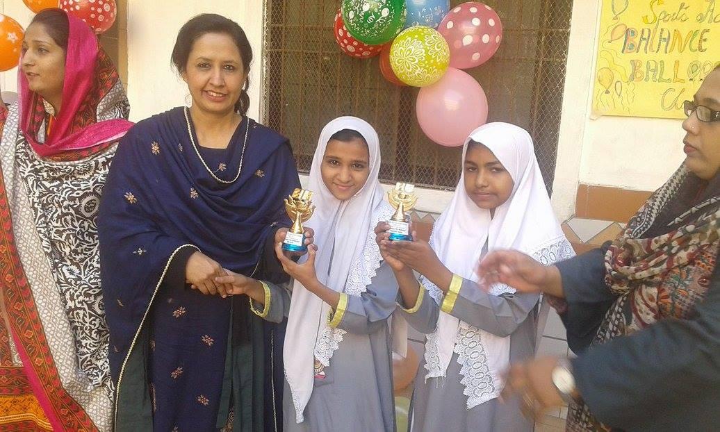Sports Activity ; KMA Girls Secondary School