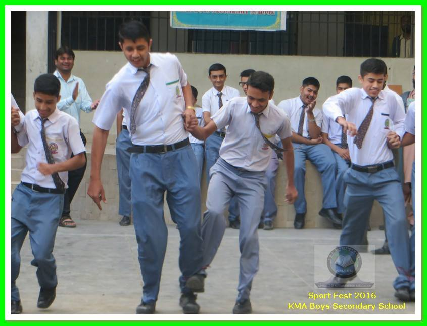 Sport Fest; KMA Boys Secondary School