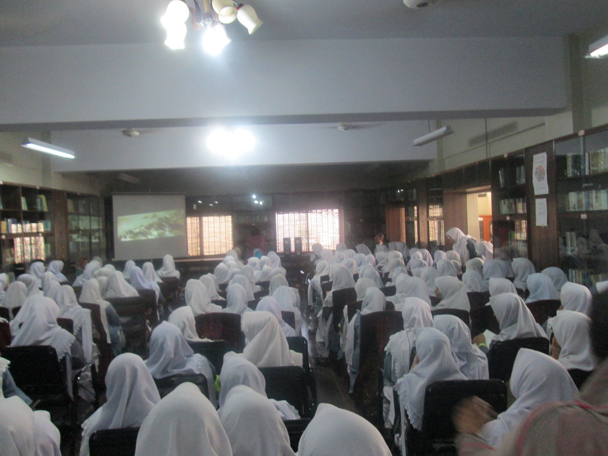 Career Counseling; KMA Girls Degree College