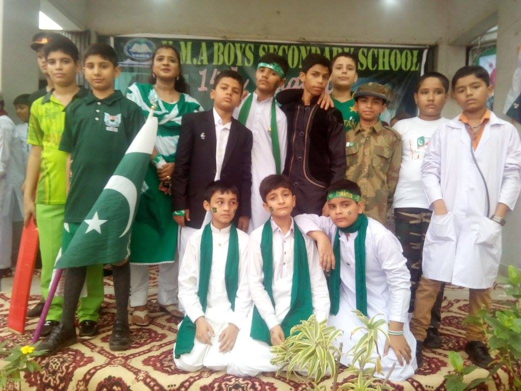 Independence Day celebrated in all KMA Schools & College with full zeal and zest.