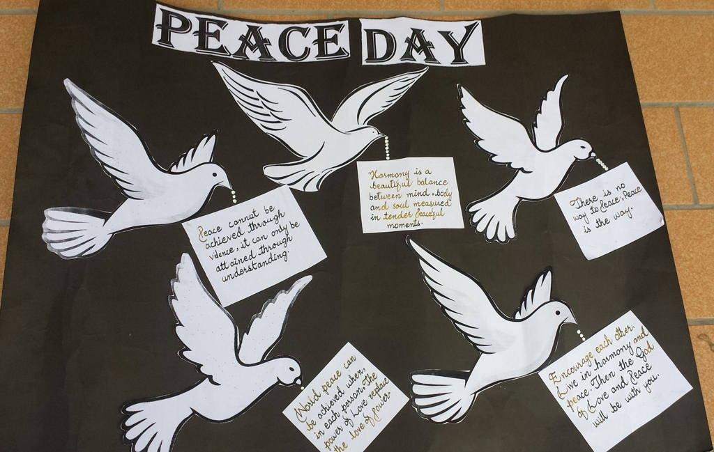 Peace Day; KMA Girls Secondary School