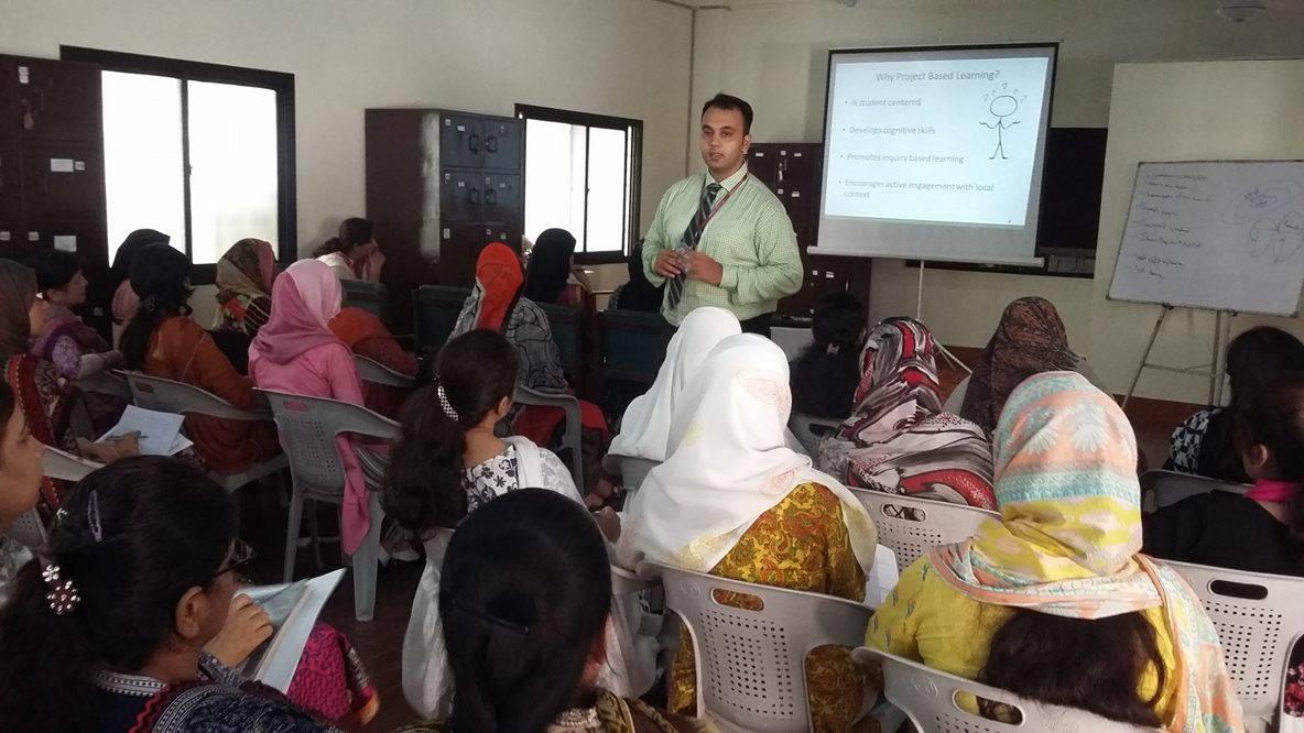 Orientation Session; K.M.A Girls Secondary School