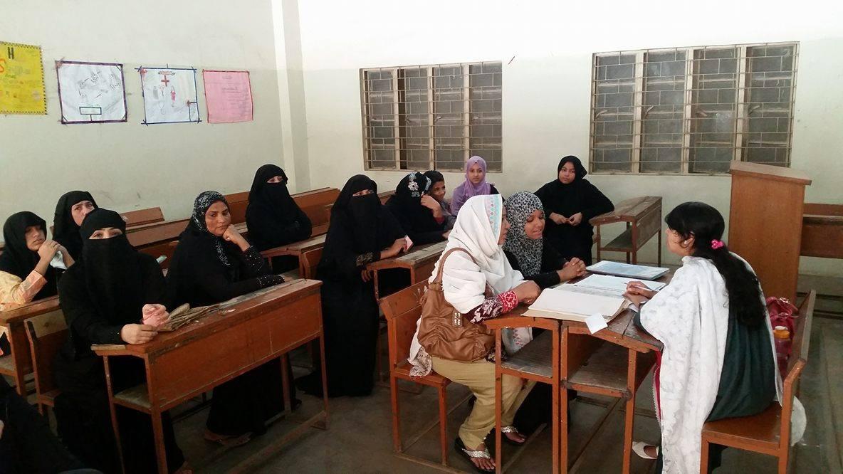 Parents Teacher Meeting; KMA GIRLS SECONDARY SCHOOL