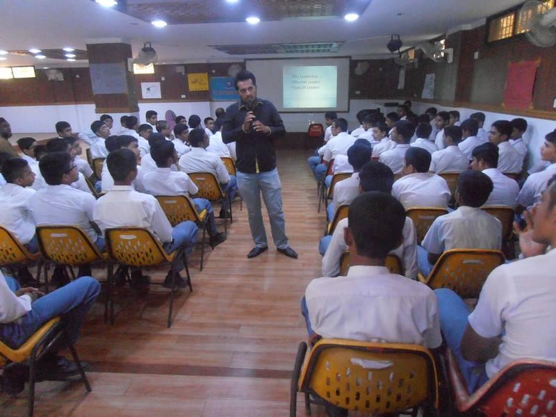 An interactive workshop aimed at nourishing and developing leadership skills