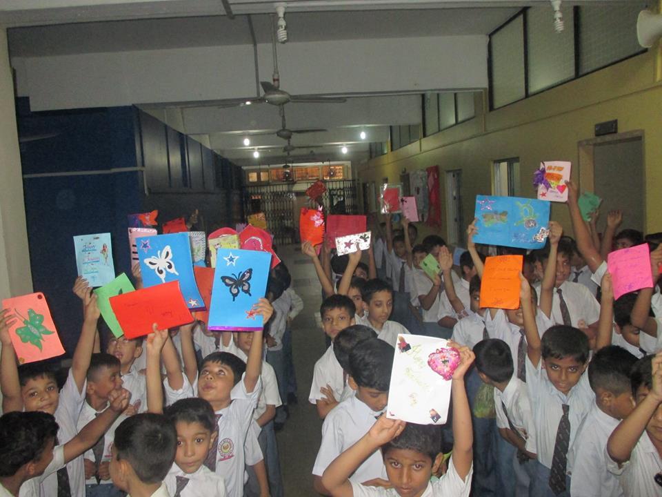 Teachers Day at Nayabad Campus