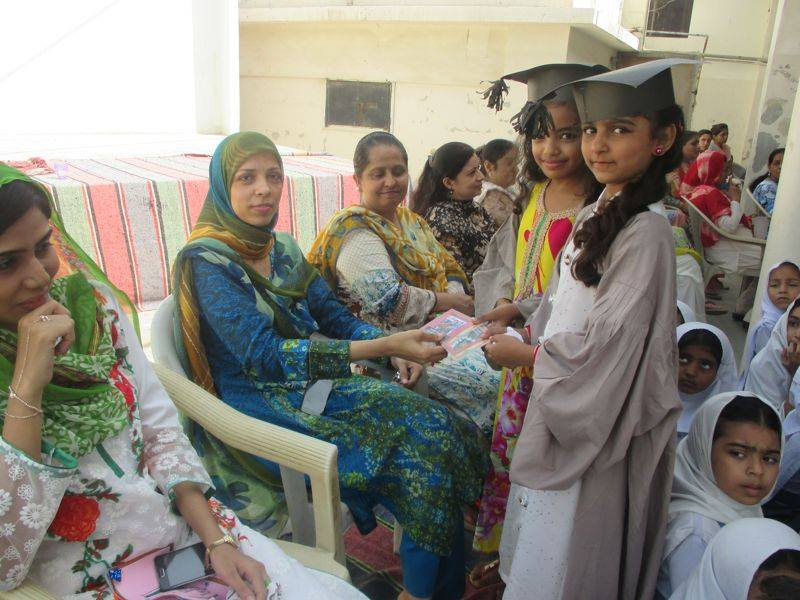 Teachers Day: KMA Girls & Boys Primary School, Kharadar