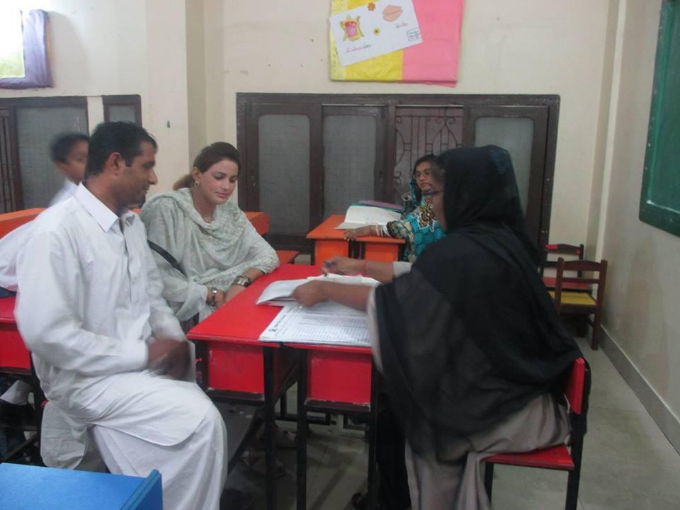 PTM; Nayabad Campus