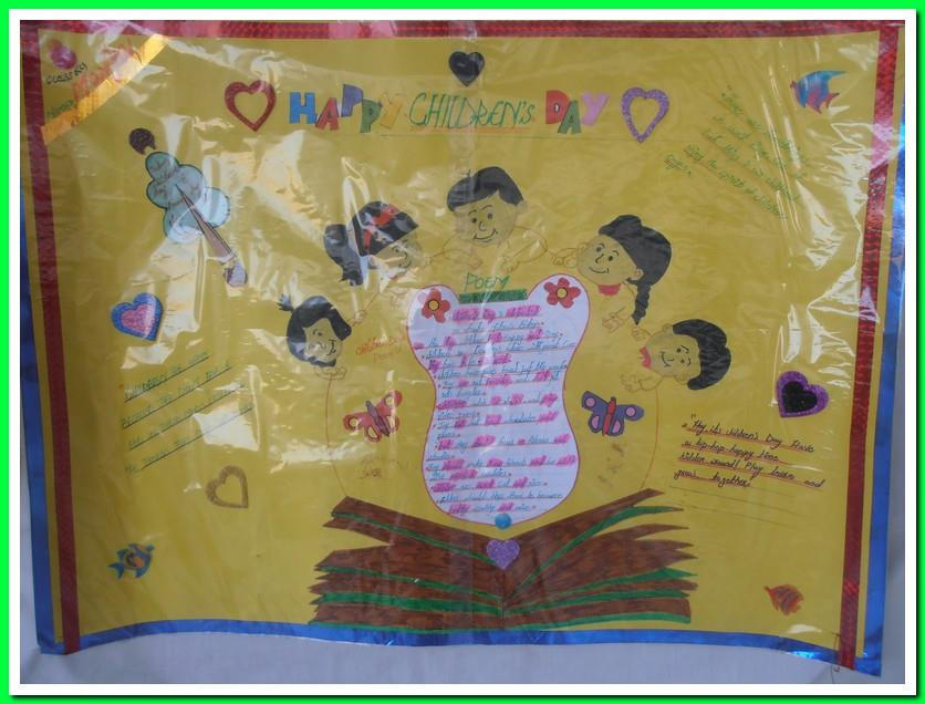 Universal Children Day ; KMA Boys Secondary School.