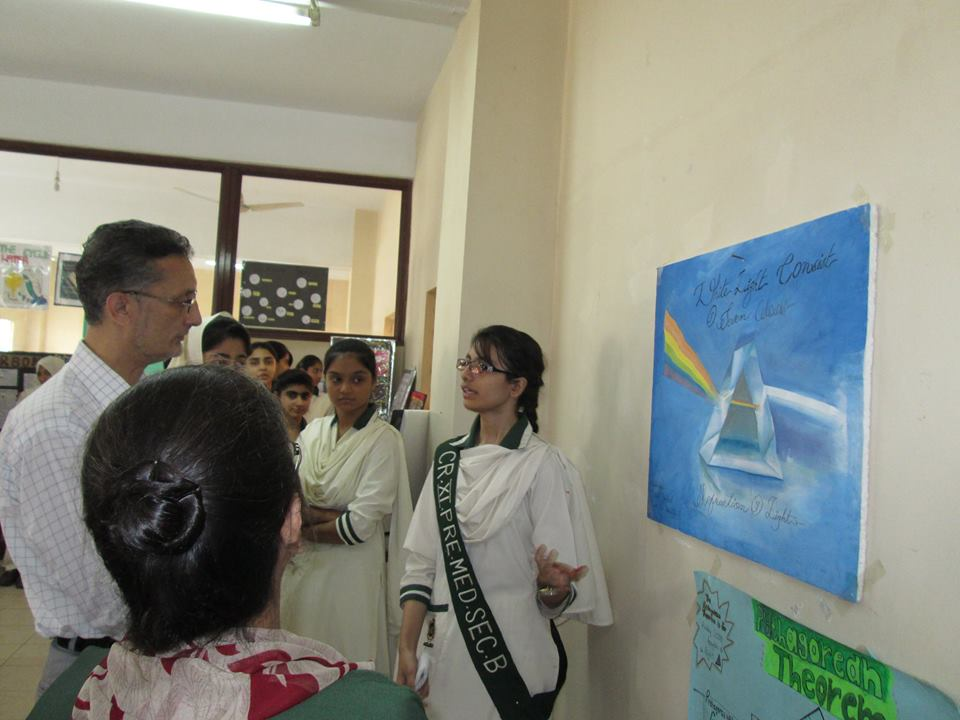 Poster Competition;KMA Girls Degree College