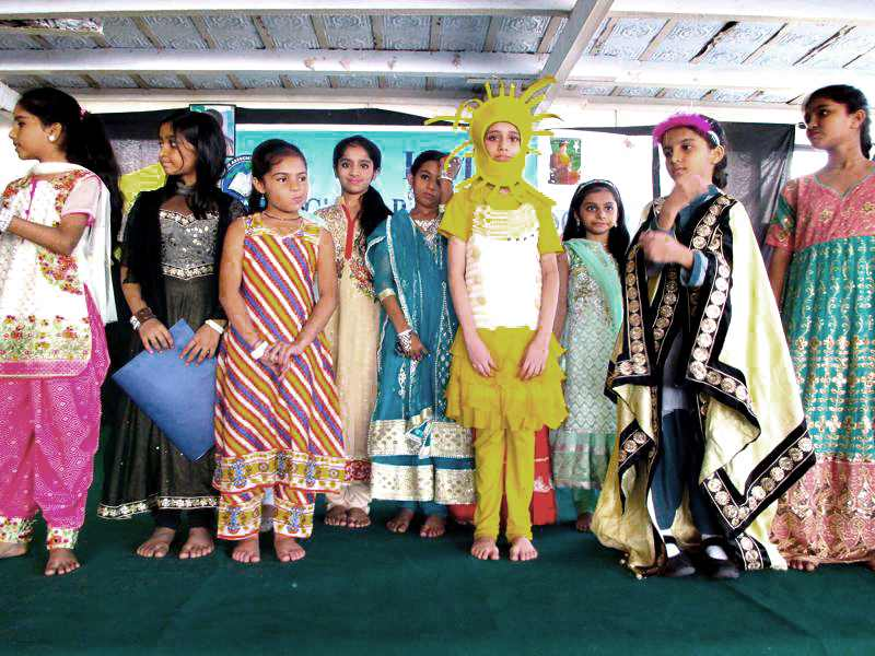 Iqbal Day; KMA Primary School, Kharadar