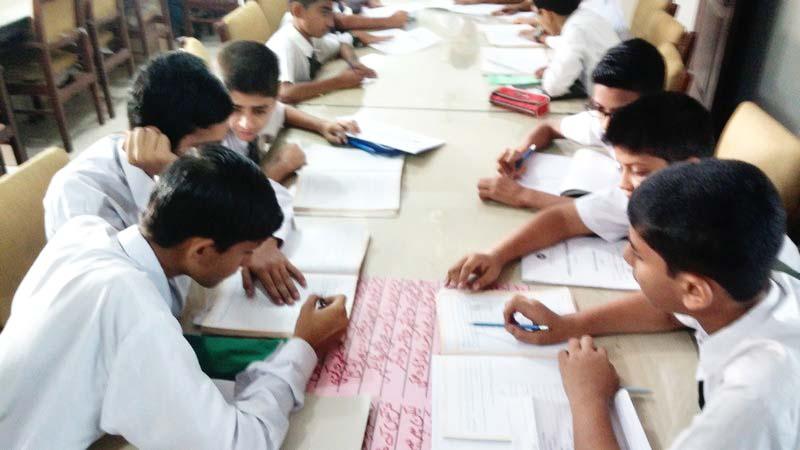 AKU Examination Board Projects