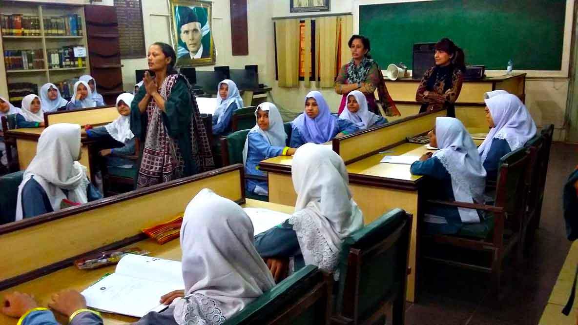 """MSP Orientation Session"";KMA Girls Secondary School."