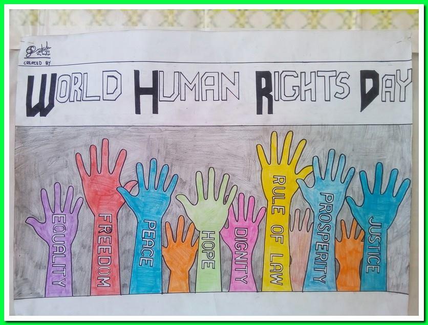 World Human Rights Day; KMA Boys Sec. School