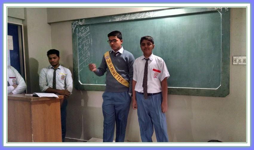 Presentation Chemistry; KMA Boys Sec. School
