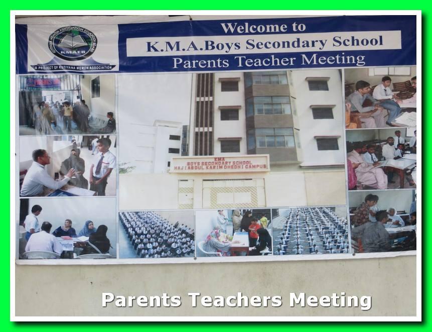 PTM ; KMA Boys Secondary School