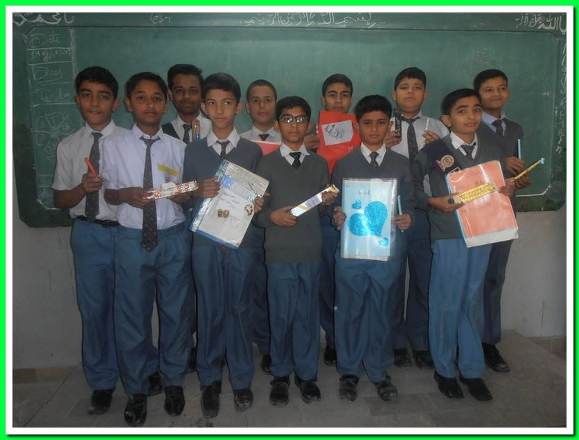Sound Activity; KMA Boys Secondary School