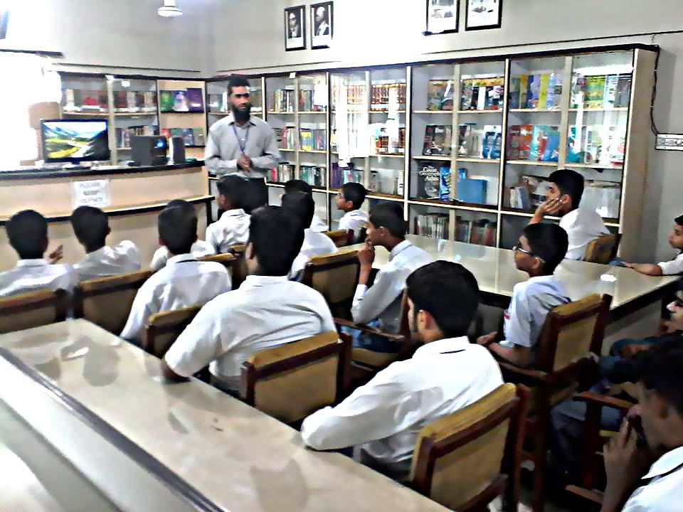 Motivational Lecture; KMA Boys Secondary School.