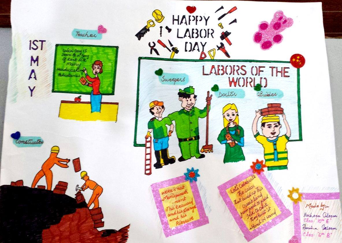 Labour Day; KMA Girls Secondary School