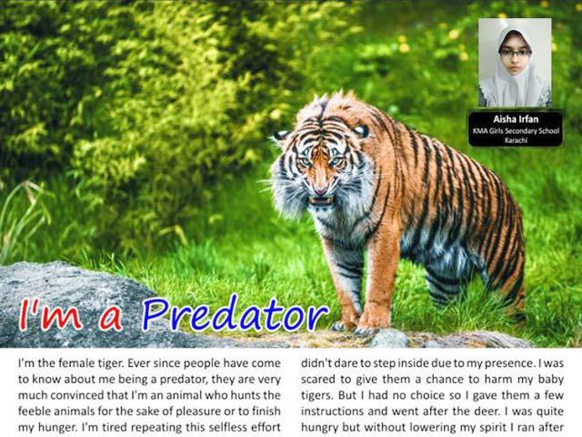 KMA Student Article in Awakener Magazine