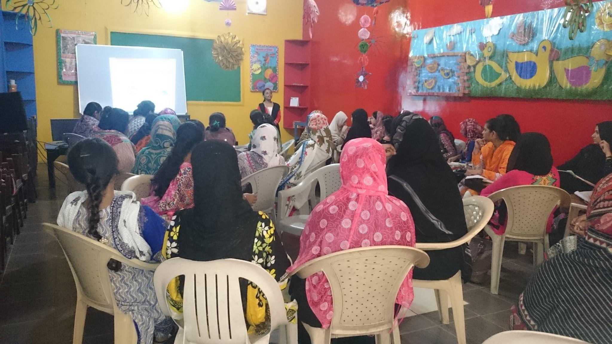 "Teachers Development Workshop on ""Phonics'"