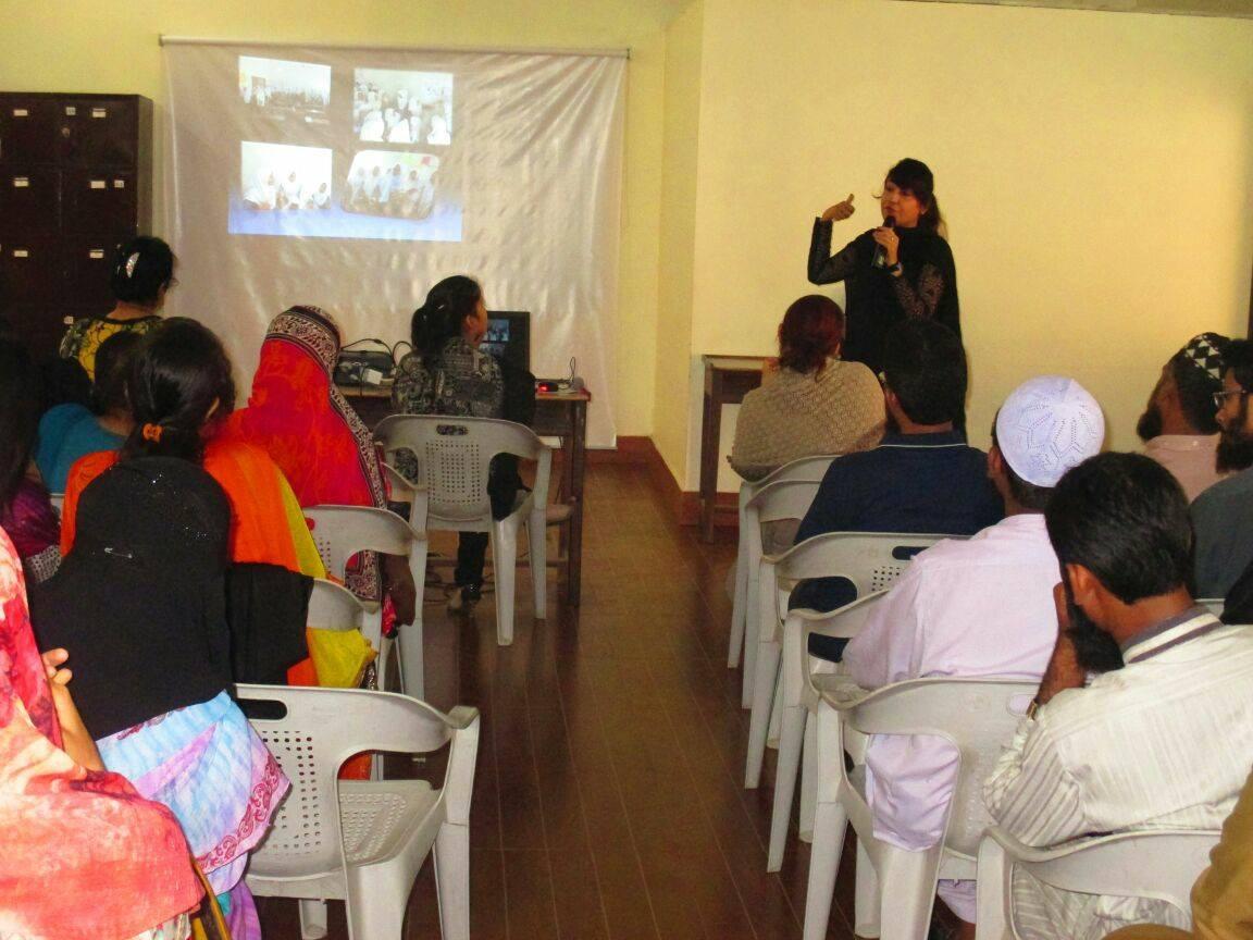 "Teachers Development Workshop on ""Character Education"""
