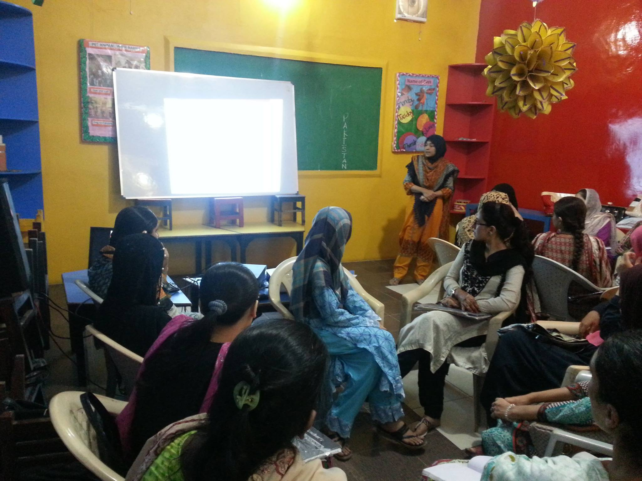 "Teachers Development Workshop on ""Science of Teaching Science"""
