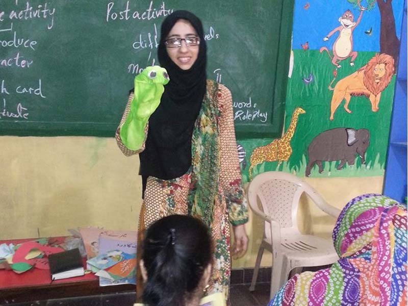 "Teachers Development Workshop; ""Story Time"""