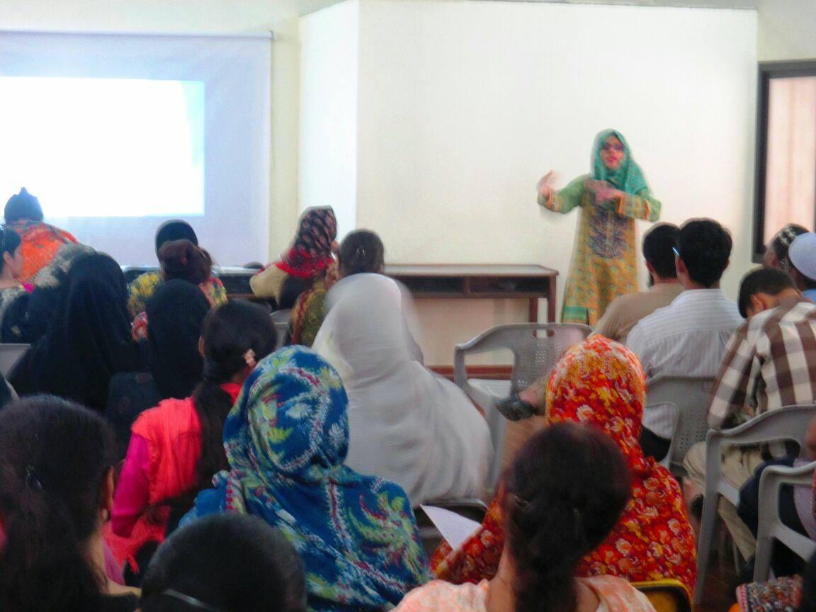 Teachers Development Workshops; Confidence Development
