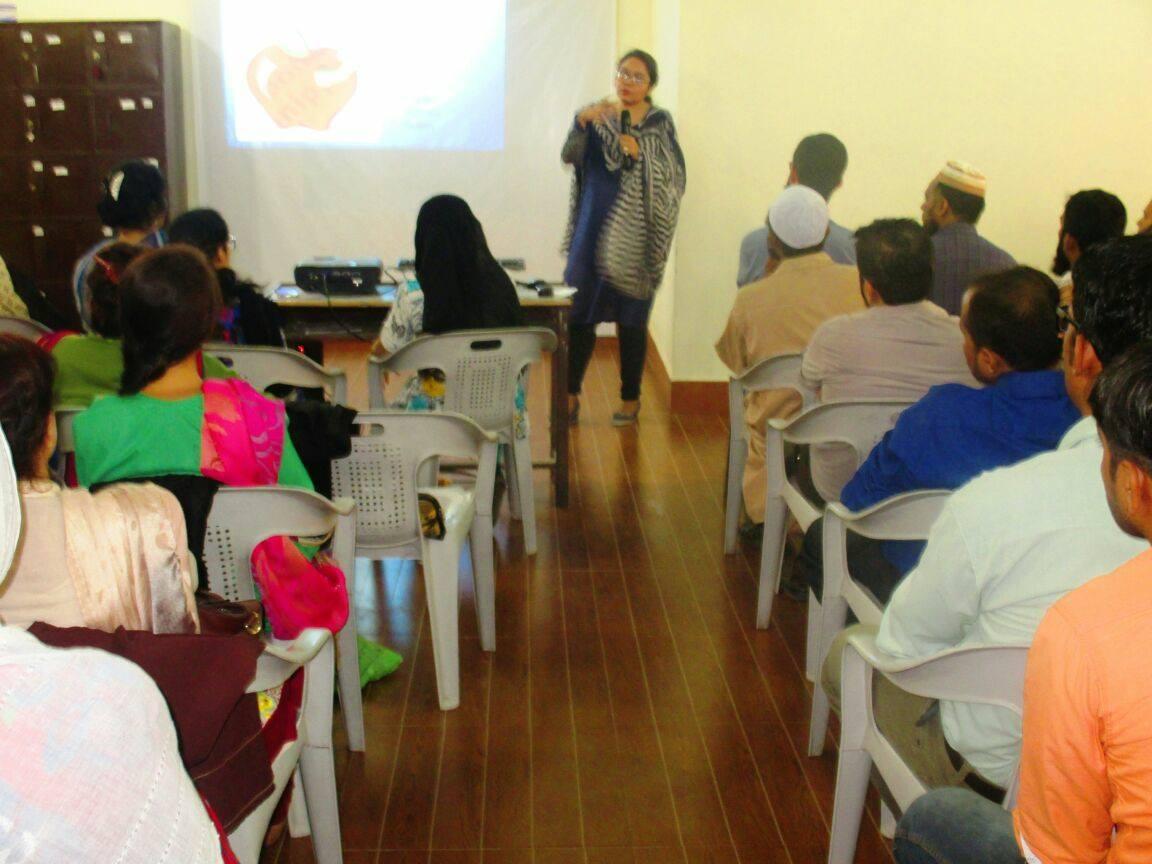 Teachers Development Workshop; Rotten Apple