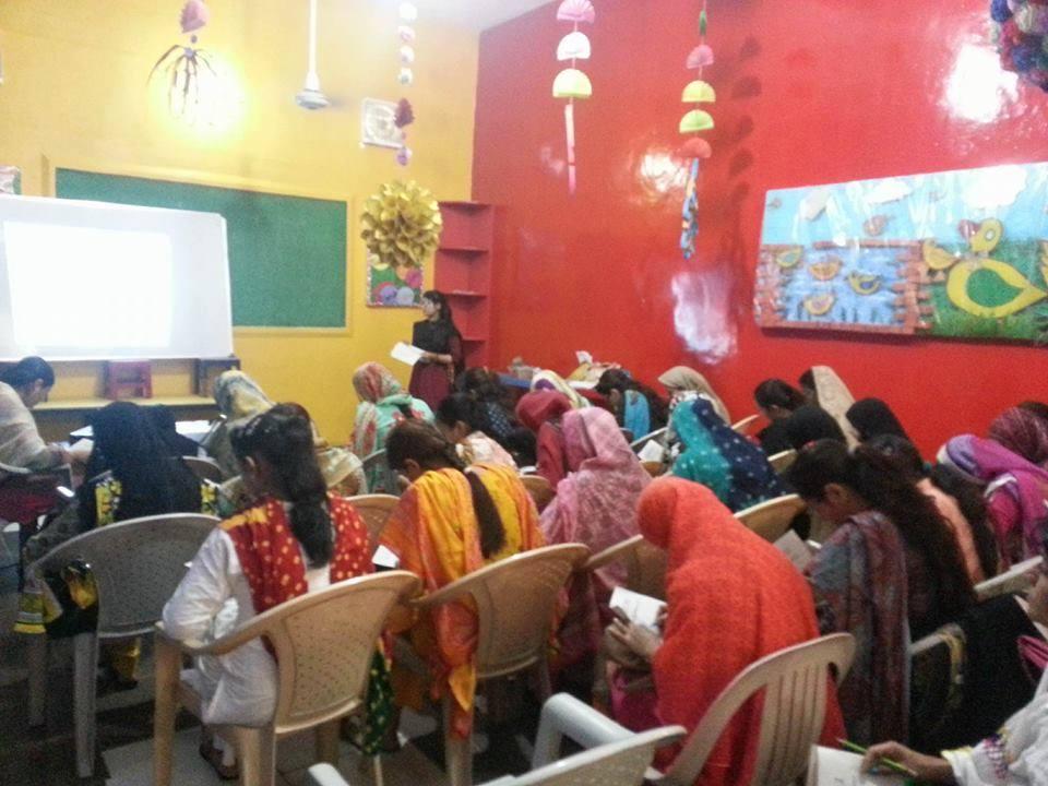 Teachers Development Workshop; Listening and Speaking Skills