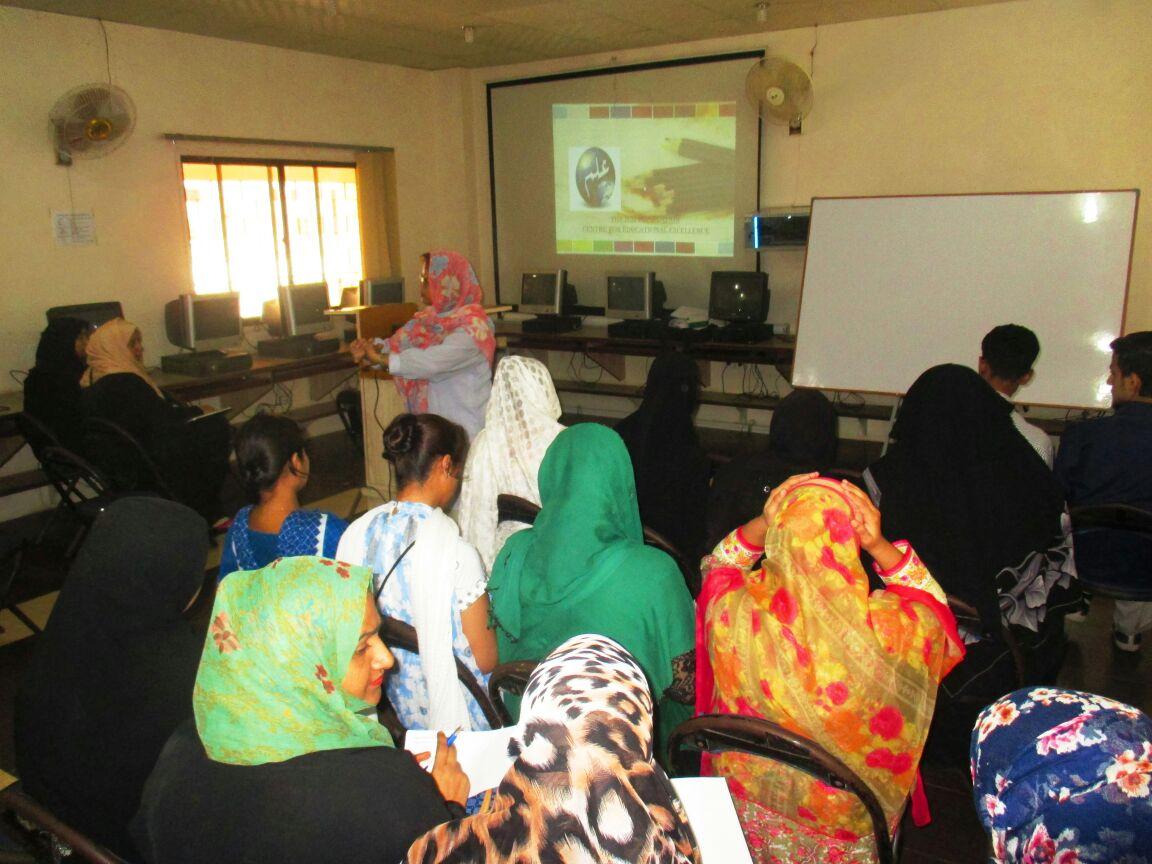 Teachers development Sessions on Professional Growth