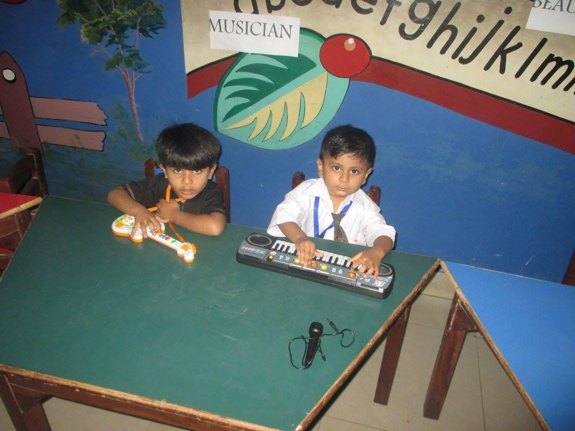 Profession Day 2017 ; KMA Girls & Boys Primary School, Nayabad