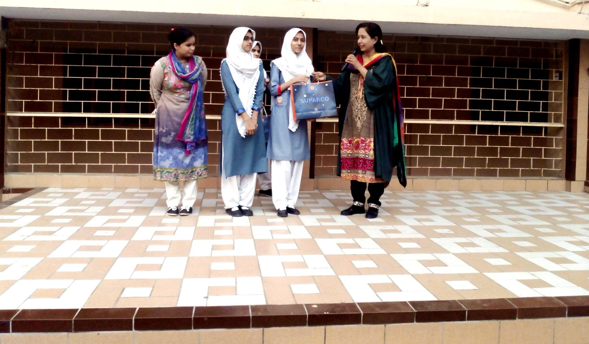 Achievements in Quiz Competition ; KMA Girls Secondary School