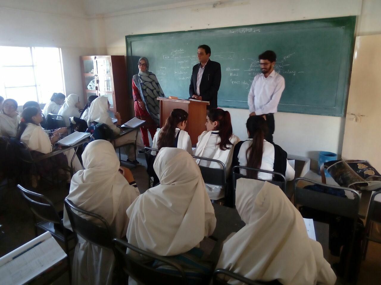 Women Empowerment Sessiona Day 2 ; KMA Girls Secondary