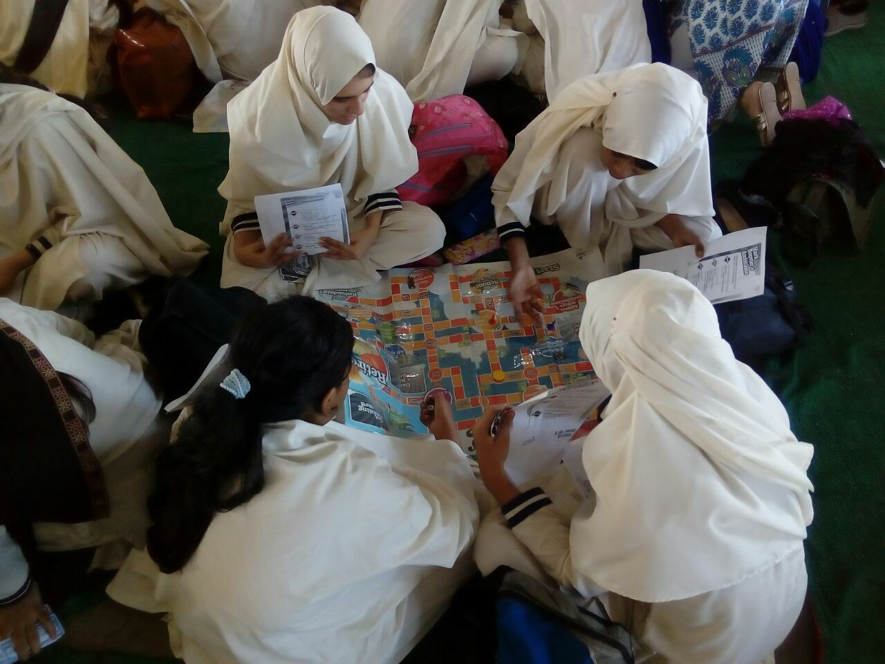 Women Empowerment Sessions Day 3 ; KMA Girls Degree College