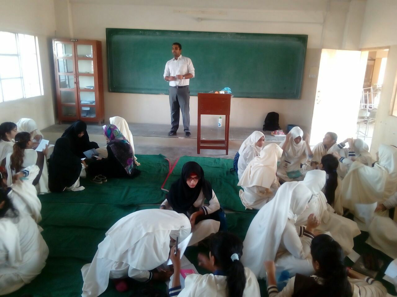 Women Empowerment Sessions Day 6 ; KMA Degree Girls College