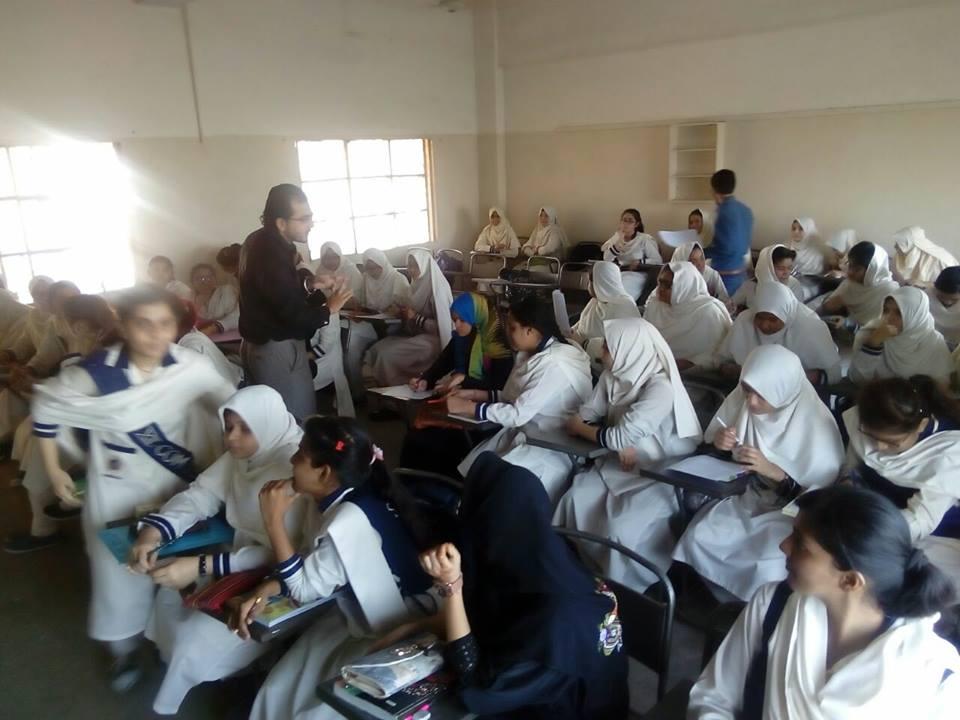 Women Empowerment Sessions Day 7 ; KMA Girls Secondary School